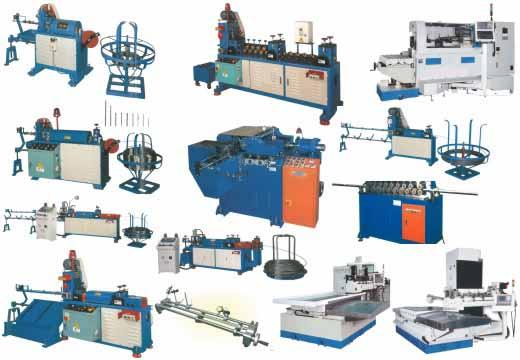 انواع دستگاه و ماشین آلات صنعتی