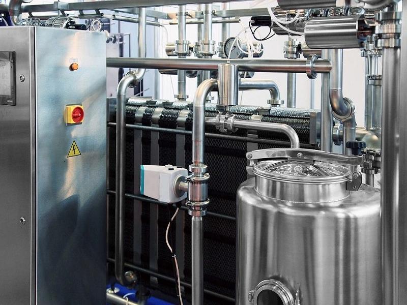 استفاده از دستگاه پاستوریزاتور در صنایع غذایی
