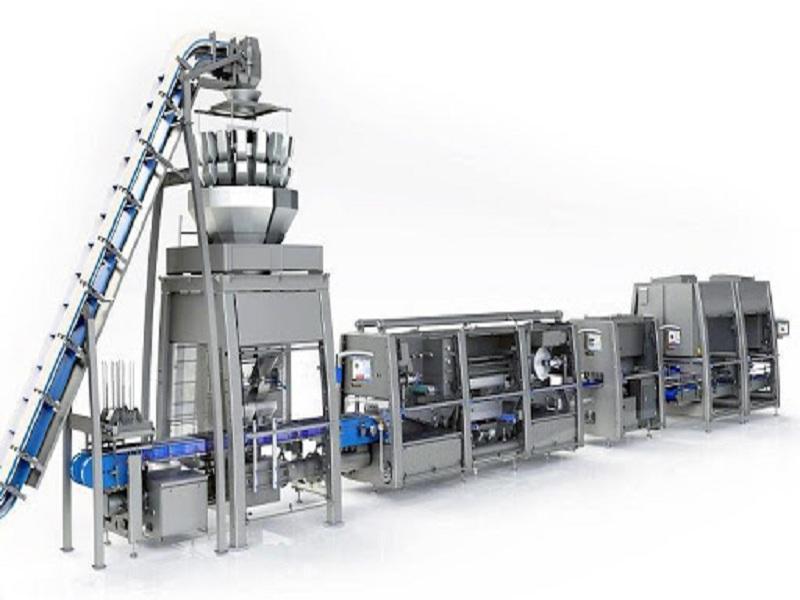 ماشین آلات صنعتی چیست؟