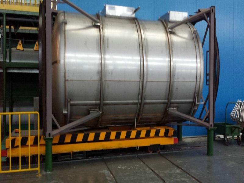 انواع مخازن استیل (Types of steel tanks)