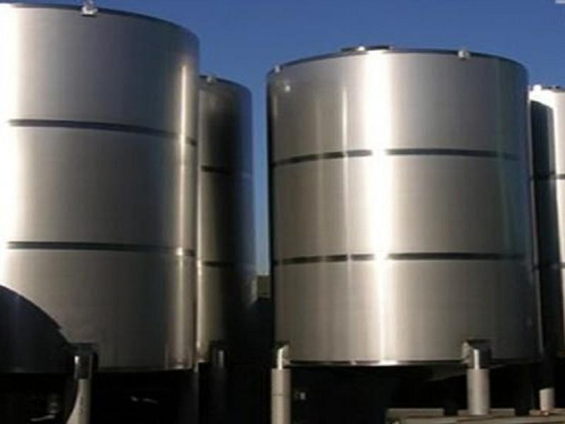 مخزن تک جداره استیل (Single wall steel tank)