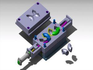 انواع قالب های صنعتی Types of industrial molds