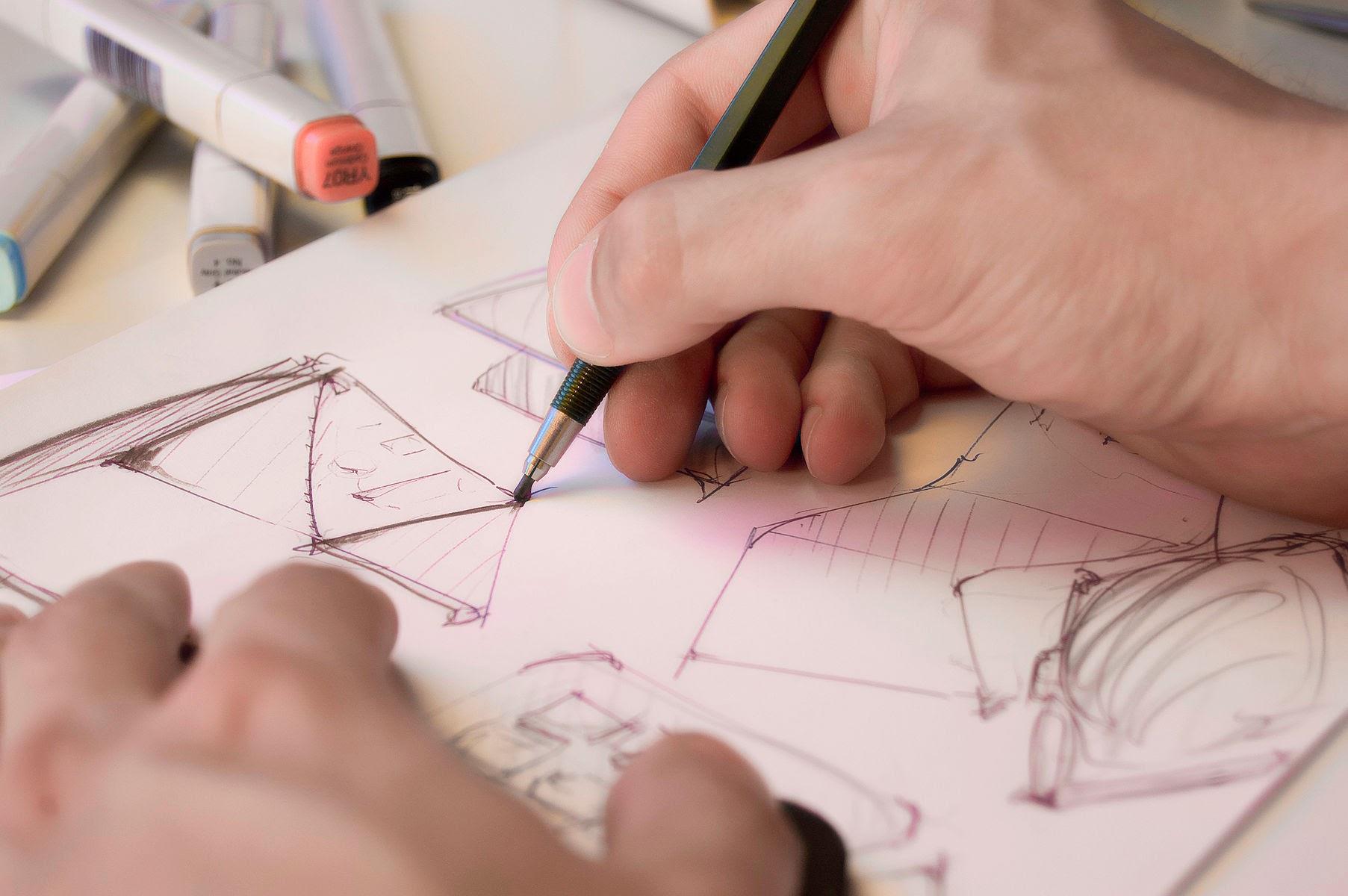توانایی های یک طراح صنعتی