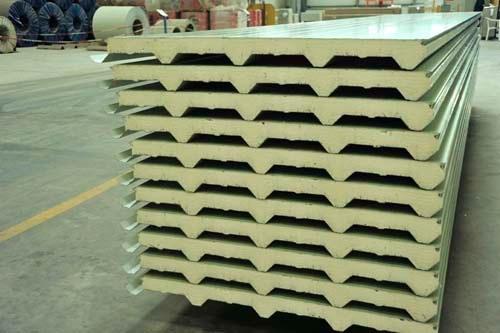 پوشش سقفی ساندویچ پانل