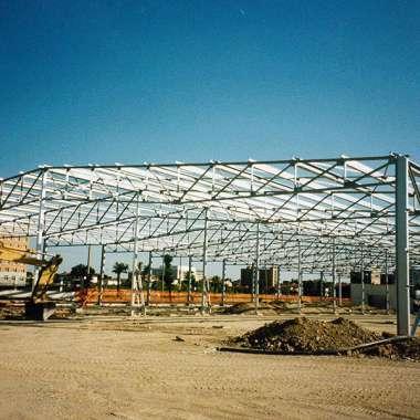 نکات حایز اهمیت در ساختسوله و سازه های فلزی