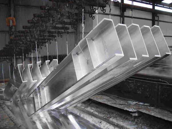گالوانیزه کردن فلزات