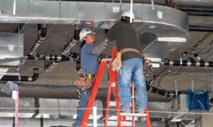 مراحل اجرای کانال کشی ساختمان